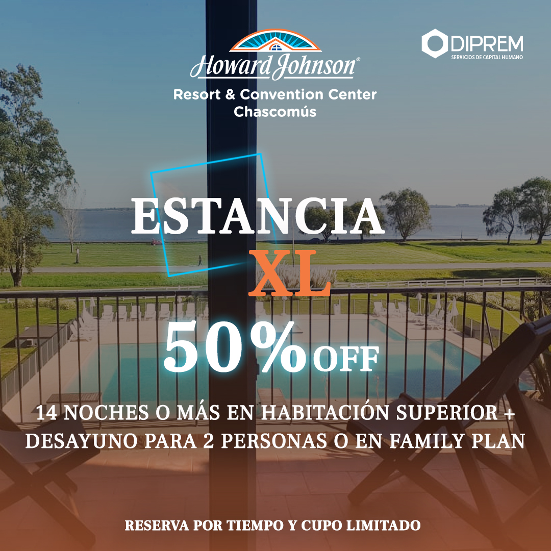 Promo estancia xl Hot Sale